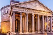 Panteón de Agripa - antigua Roma