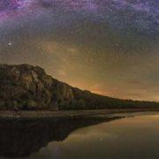Monfragüe y su cielo estrellado
