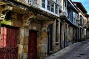 Calles de Allariz - Reino de Galicia